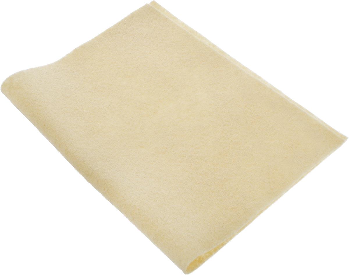 Фетр для творчества Glorex, цвет: бежево-желтый, 20 x 30 см318716/61212613Фетр для творчества Glorex изготовлен из 100% полиэстера. Фетр является отличным материалом для декора и флористики. Используется для изготовления открыток ручной работы и скрап-страничек, для создания бижутерии и многого другого.