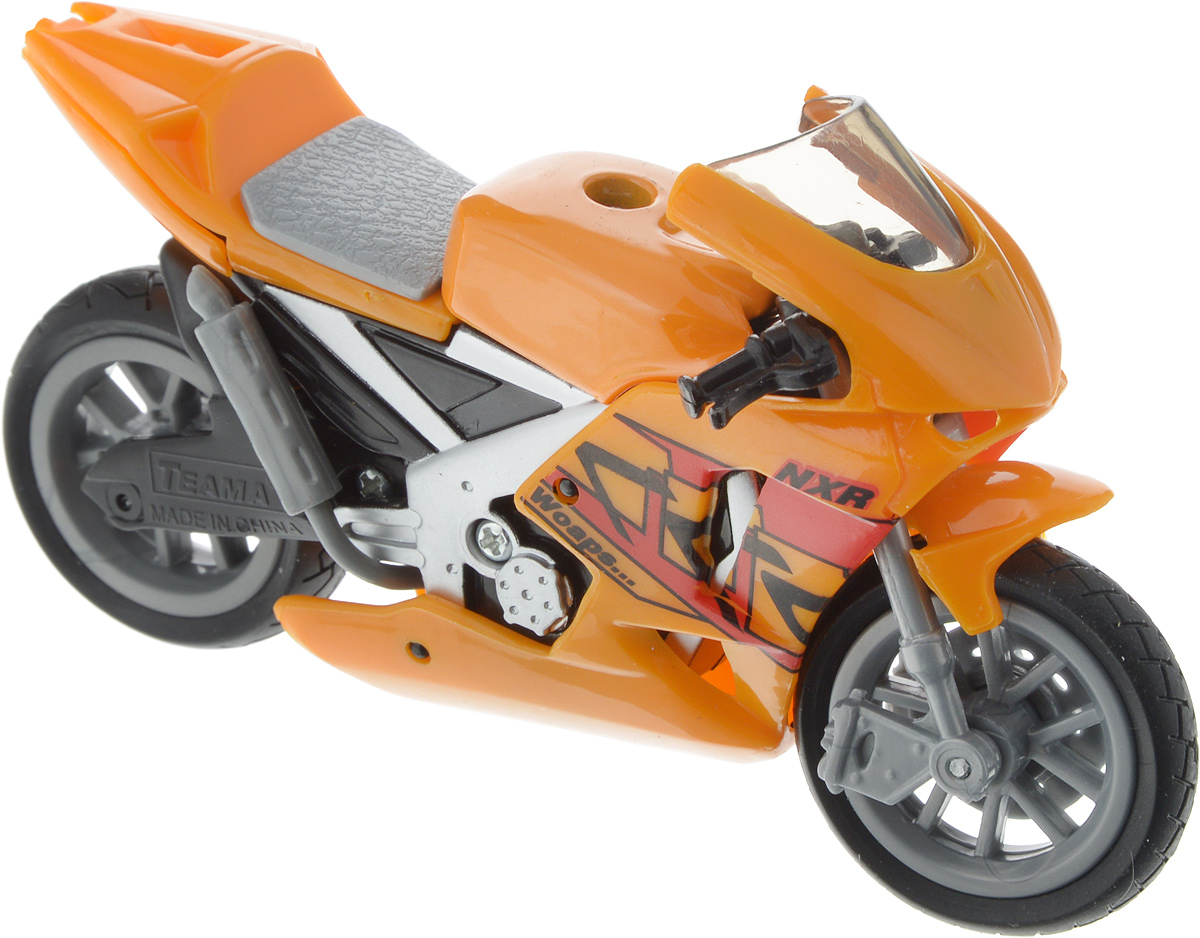 Фото Autogrand Мотоцикл MotorSport World цвет оранжевый