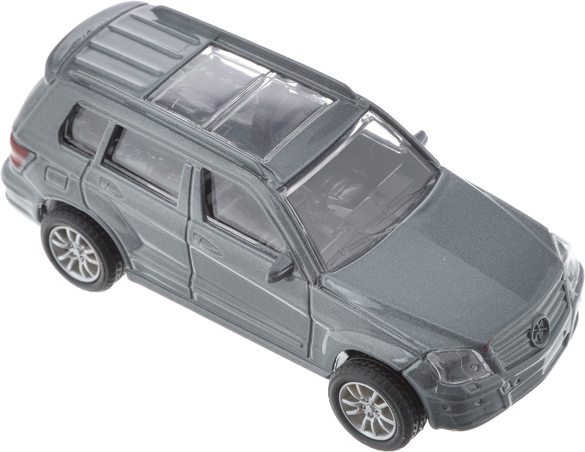 Autotime Автомобиль Germany Premium Crossover цвет серый autotime collection 11446 уаз 31514 вдв