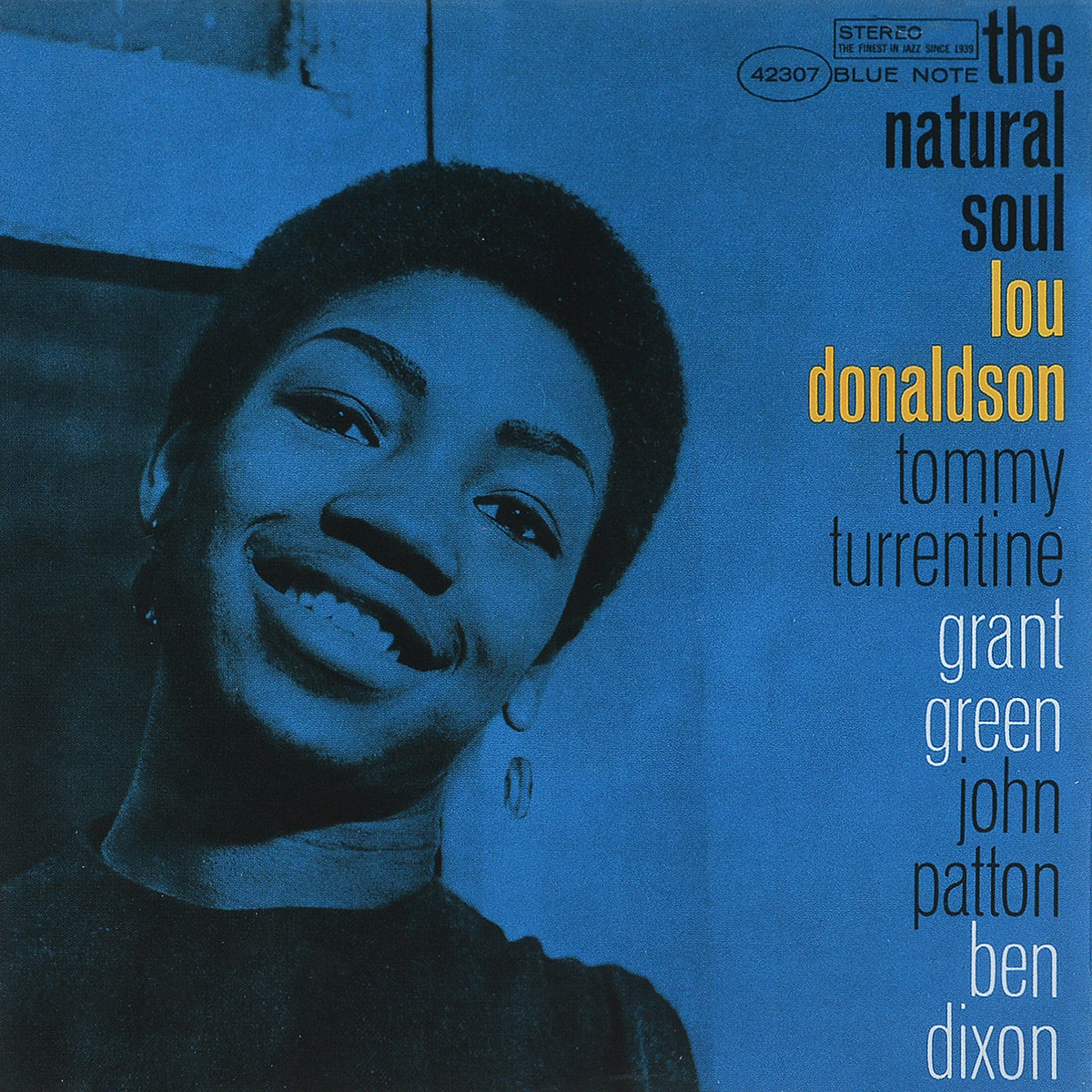 Zakazat.ru Lou Donaldson. The Natural Soul