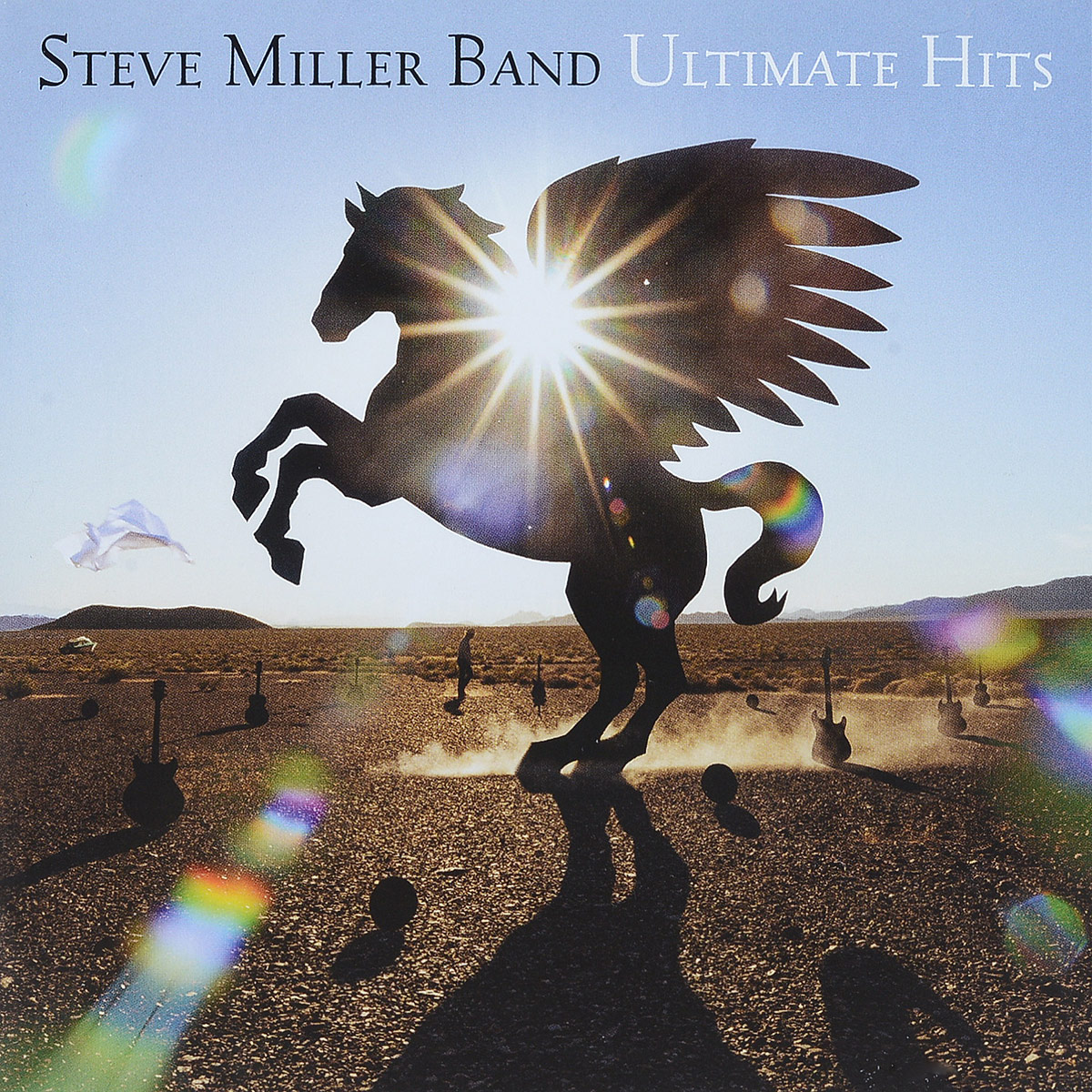 Zakazat.ru Steve Miller Band. Ultimate Hits (2 CD)