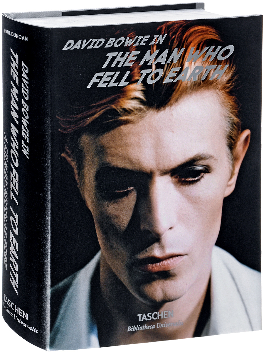 David Bowie: The Man Who Fell to Earth the salmon who dared to leap higher