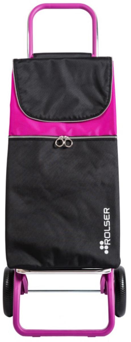 Сумка-тележка Rolser Convert Rg, цвет: розовый, 41 л. MTL001 сумка тележка rolser logic rg цвет синий 41 л pep004