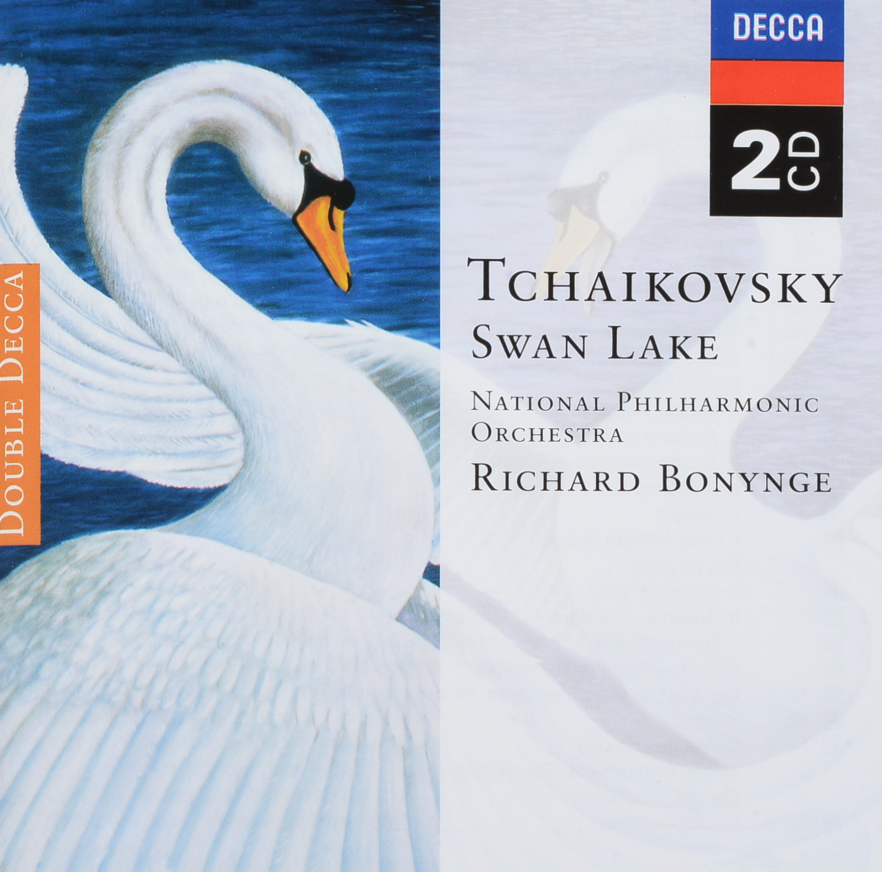 Richard Bonynge. Tchaikovsky: Swan Lake (2 CD)