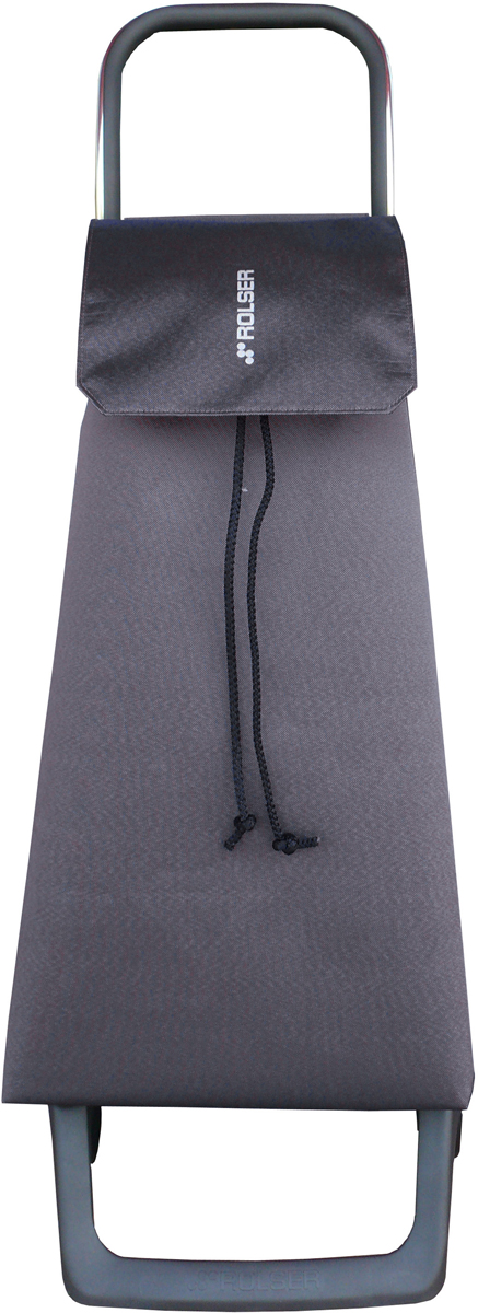 Сумка-тележка Rolser Joy, цвет: серый, 40 л. JET024JET024 marengoТележка занимает минимальное место при хранении. Эта удобная сумка-тележка пригодится каждой хозяйке. Её мобильность и простота позволит без труда ей пользоваться. При правильном использовании сумка прослужит 10-15 лет, для этого необходимо соблюдать грузоподъемность до 25 кг.Сумка закрывается при помощи шнура, который можно затянуть. Верх защищен клапаном. Есть внутренний карман для мелочей.диаметр колес 13,2см