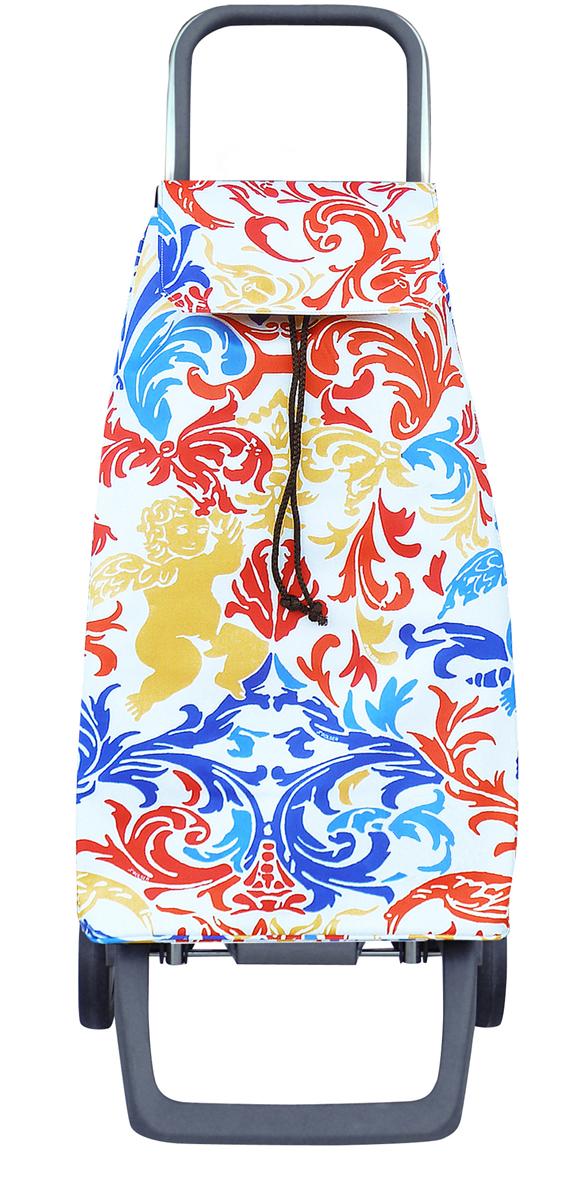 Сумка-тележка Rolser Joy, цвет: синий, красный, 40 л. JET030 сумка тележка rolser logic rg цвет синий 41 л pep004