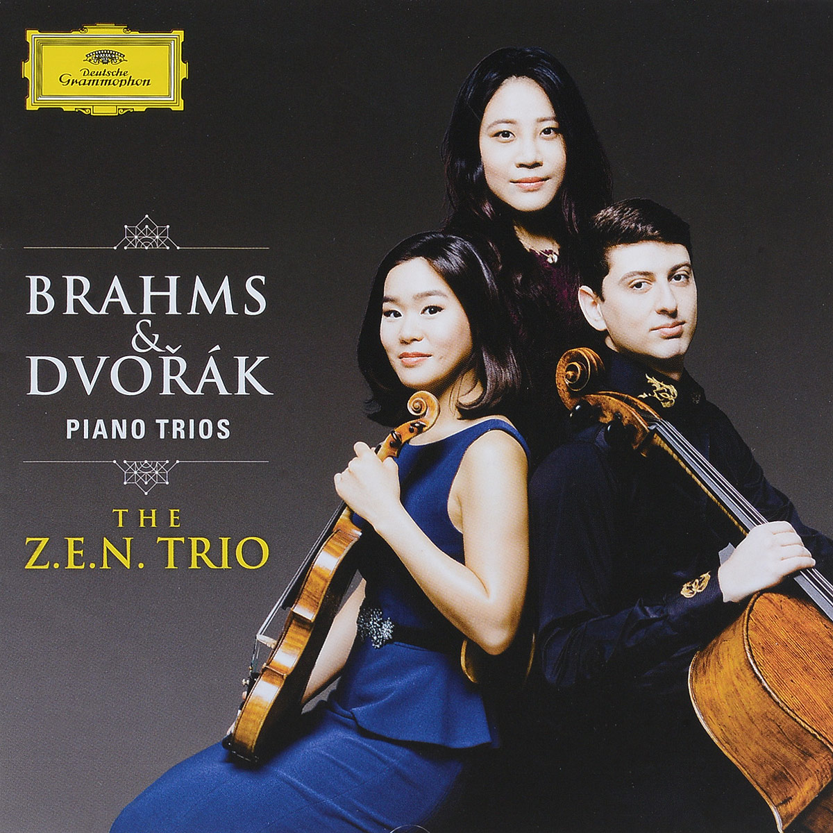Z.E.N. Trio, The Brahms & Dvorak: Piano Trios