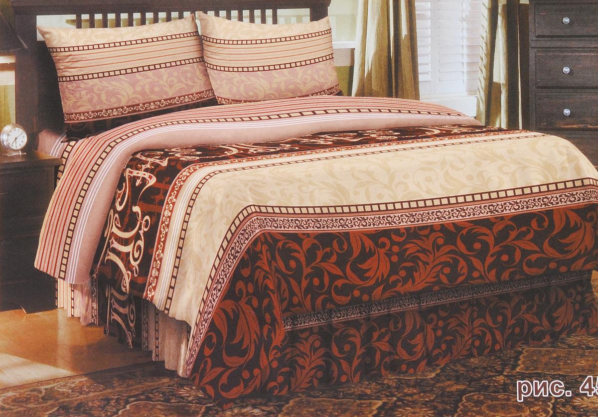 Комплект белья Letto, 2-спальный, наволочки 70х70. B186-4B186-4Комплект постельного белья Letto выполнен из классической российской бязи (хлопка). Комплект состоит из пододеяльника, простыни и двух наволочек.Постельное белье, оформленное оригинальными узорами, имеет изысканный внешний вид. Пододеяльник снабжен молнией.Благодаря такому комплекту постельного белья вы сможете создать атмосферу роскоши и романтики в вашей спальне. Уважаемые клиенты! Обращаем ваше внимание на тот факт, что расцветка наволочек может отличаться от представленной на фото.