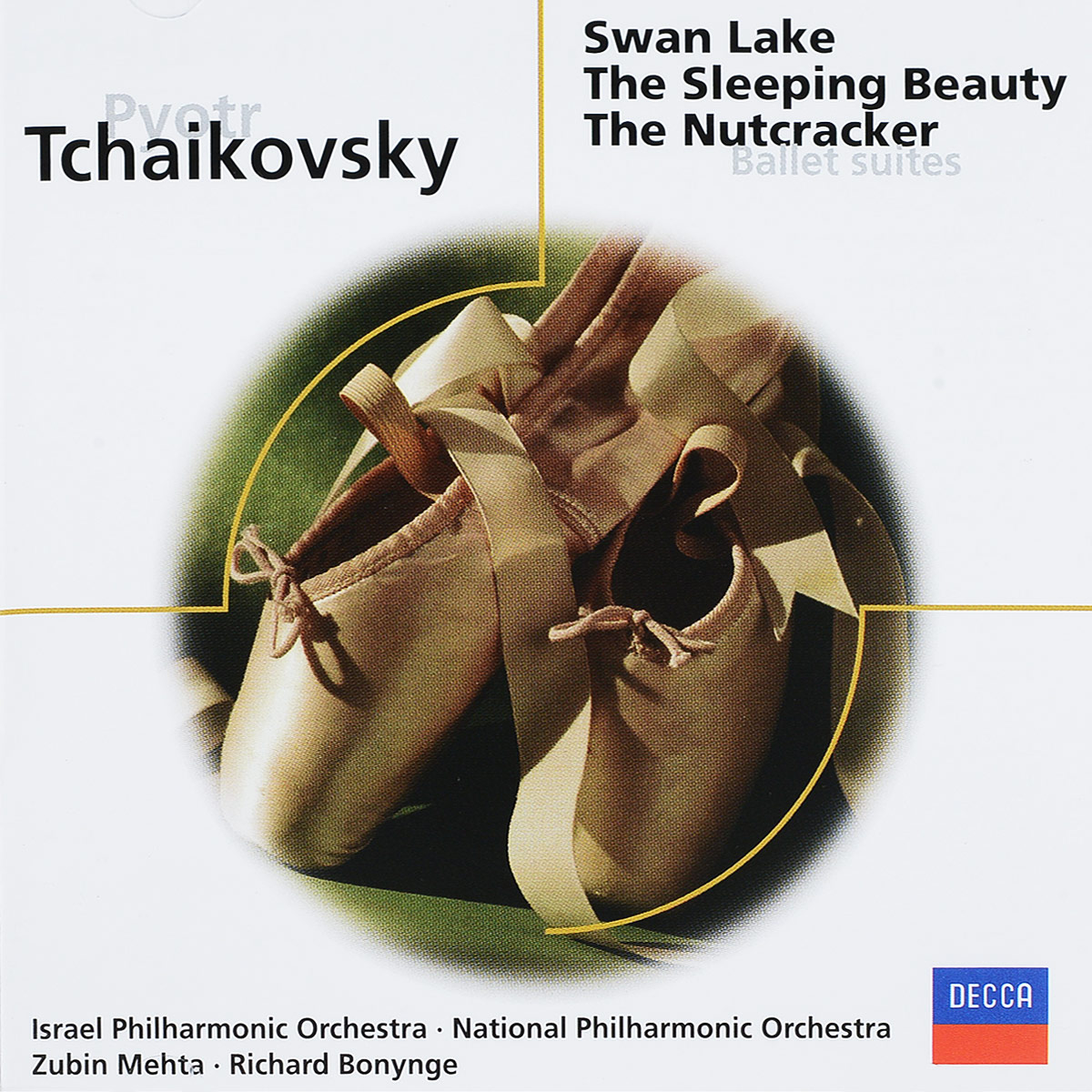 Richard Bonynge. Tchaikovsky: The Nutcracker / Offenbach: Le Papillon (2 CD) ssio offenbach am main