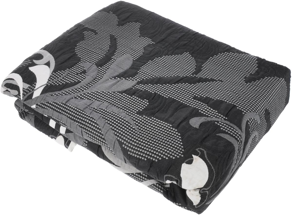 Покрывало Arya Julissa, 180 х 240 смF0010575Покрывало Arya Julissa, изготовленное из 100% полиэстера, прекрасно оформит интерьер спальни или гостиной. Полиэстер - это вид ткани, который состоит из полиэфирных волокон. Ткани из полиэстера - легкие, прочные и износостойкие.Свойства полиэстера:- этот материал не мнется;- легко стирается;- после стирки быстро сохнет;- не растягивается и не садится. Покрывало Arya Julissa не только подарит тепло, но и гармонично впишется в интерьер вашего дома.