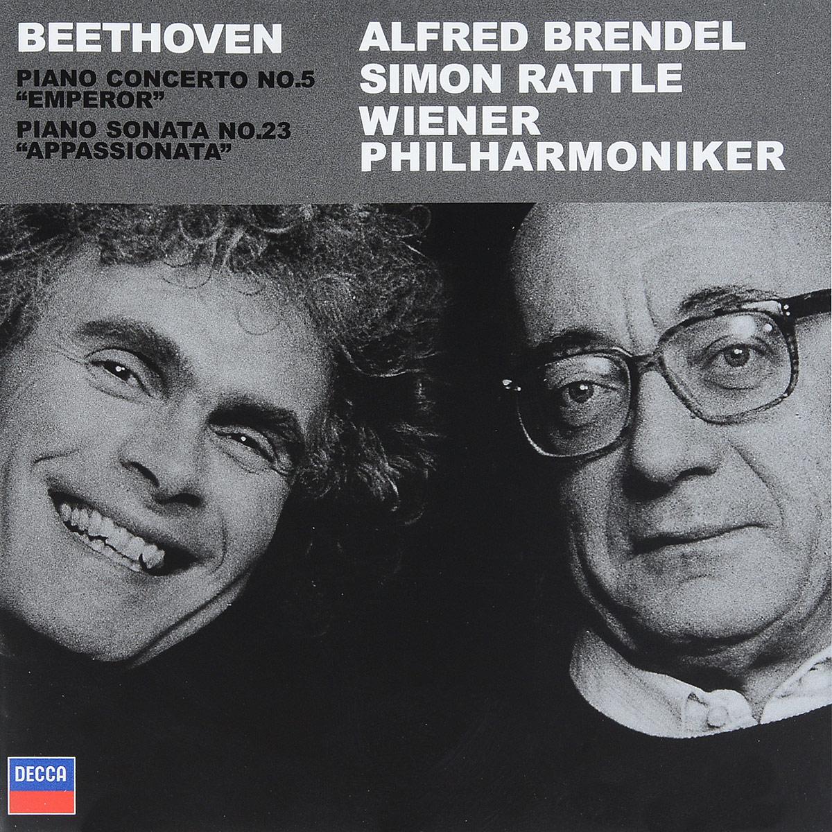 Alfred Brendel. Beethoven: Piano Concerto No.5; Piano Sonata Op.57 newman sonata since beethoven 3ed