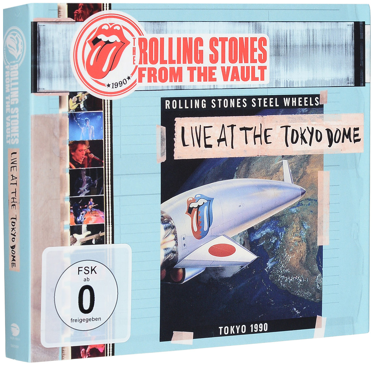 Rolling Stones: From The Vault: Live at the Tokyo Dome (DVD + 2 CD) sympathy
