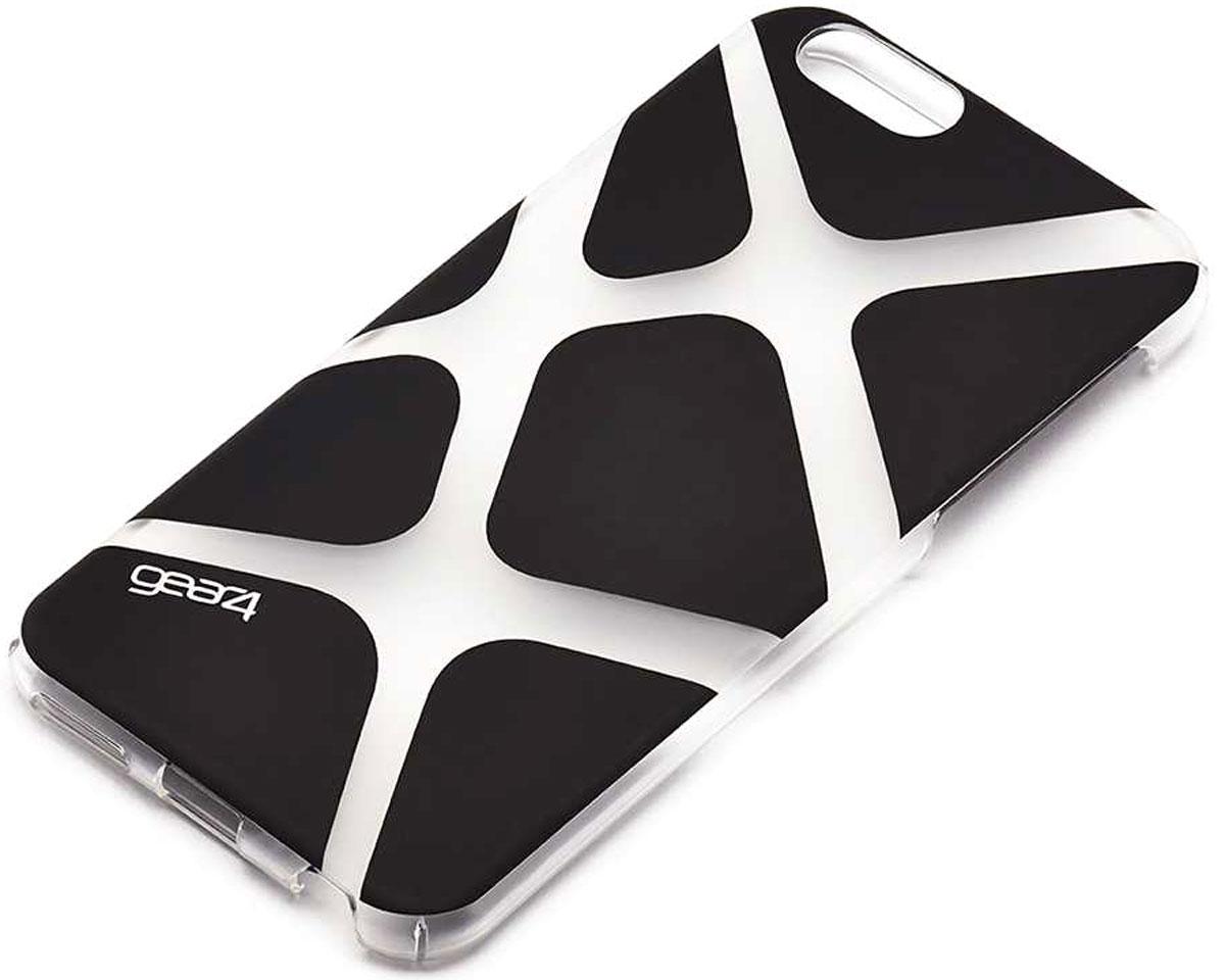 Gear4 CrossOver IC6010 чехол для iPhone 6/6s, BlackIC6010Gear4 CrossOver - полезный аксессуар, который надежно защищает ваш Apple iPhone 6/6s от внешних воздействий, грязи, пыли, брызг. Также Gear4 CrossOver поможет при ударах и падениях, смягчая удары, не позволяя образовываться на корпусе царапинам и потертостям. Кроме того, он будет незаменим при длительной транспортировке устройства.