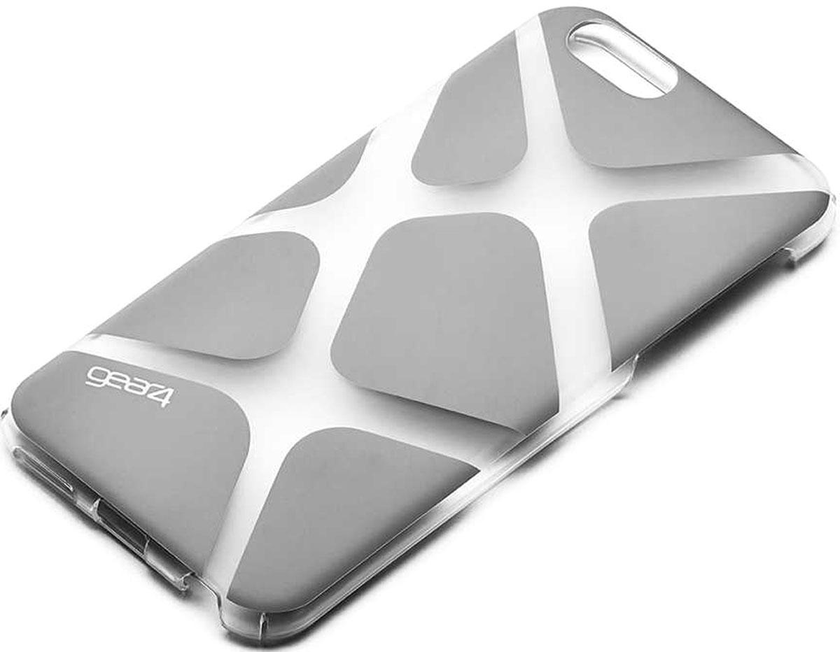 Gear4 CrossOver IC6011 чехол для iPhone 6/6s, GrayIC6011Gear4 CrossOver - полезный аксессуар, который надежно защищает ваш Apple iPhone 6/6s от внешних воздействий, грязи, пыли, брызг. Также Gear4 CrossOver поможет при ударах и падениях, смягчая удары, не позволяя образовываться на корпусе царапинам и потертостям. Кроме того, он будет незаменим при длительной транспортировке устройства.