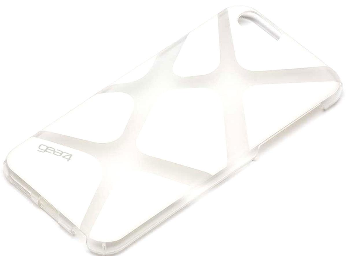 Gear4 CrossOver IC6012 чехол для iPhone 6/6s, WhiteIC6012Gear4 CrossOver - полезный аксессуар, который надежно защищает ваш Apple iPhone 6/6s от внешних воздействий, грязи, пыли, брызг. Также Gear4 CrossOver поможет при ударах и падениях, смягчая удары, не позволяя образовываться на корпусе царапинам и потертостям. Кроме того, он будет незаменим при длительной транспортировке устройства.