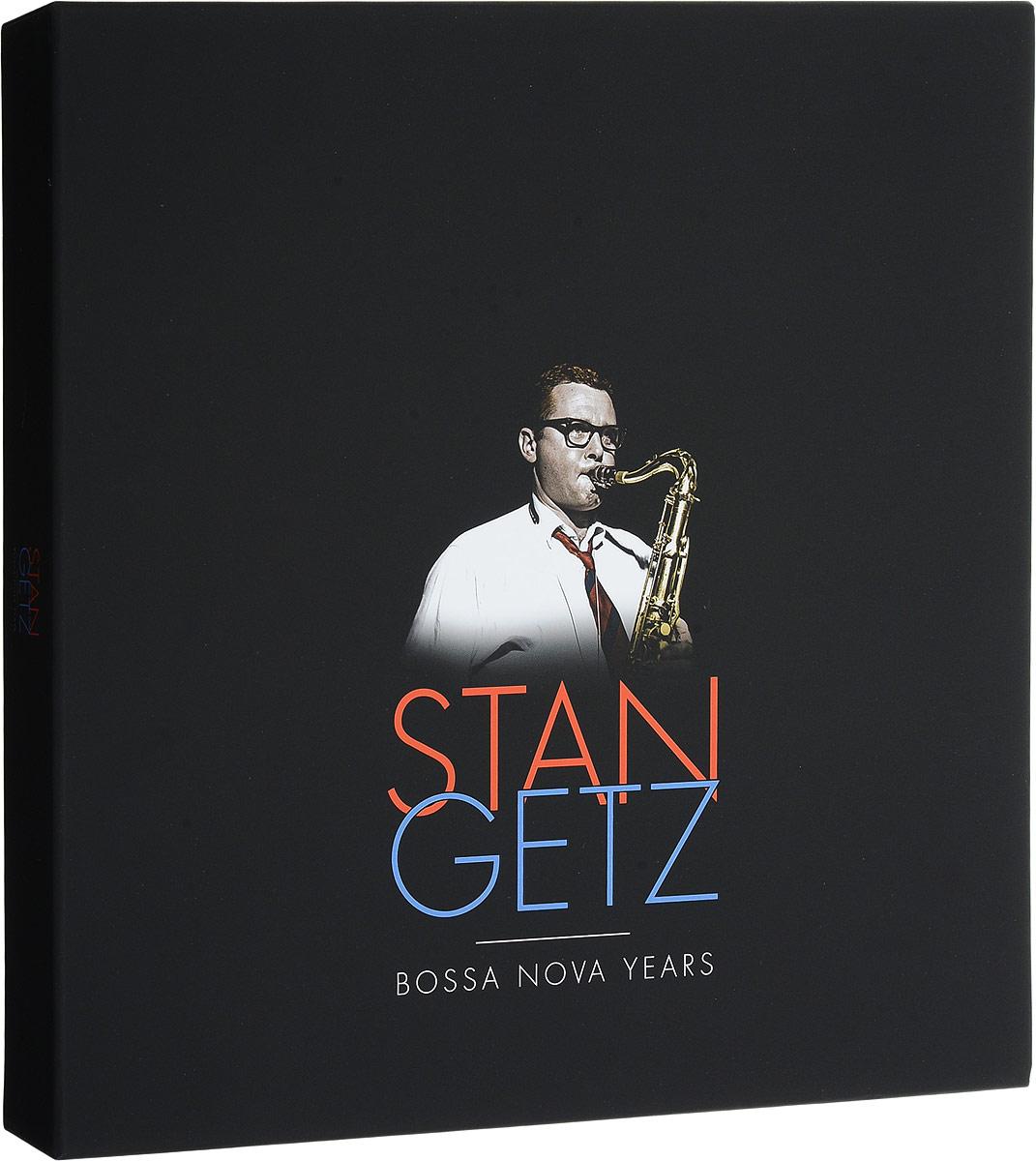 цена на Стэн Гетц Stan Getz. Stan Getz Bossa Nova Year (5 LP)