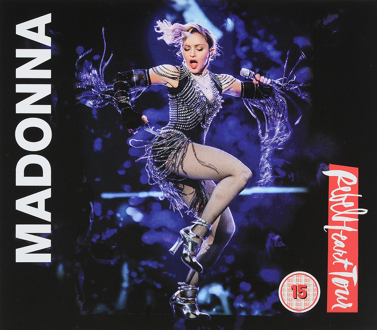 Madonna: Rebel Heart Tour (DVD + CD) 8 units apartment video intercom system 7 inch monitor video doorbell door phone kits ir night vision camera for multi units