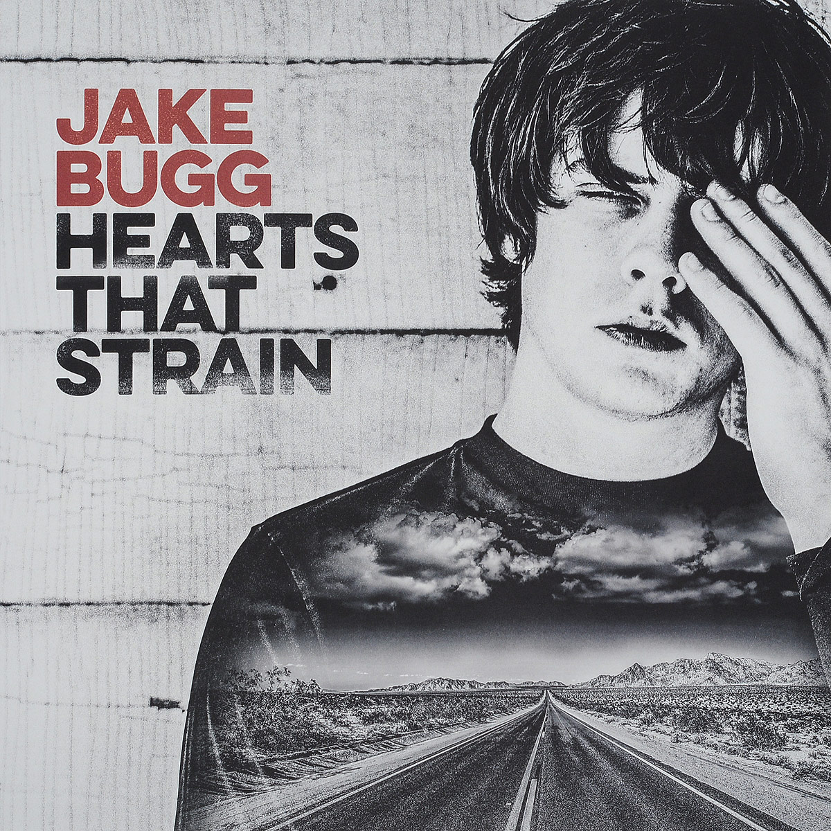 Джейк Бугг Jake Bugg. Hearts That Strain (LP) bx120 2ca steel strain gauge and steel strain gauge