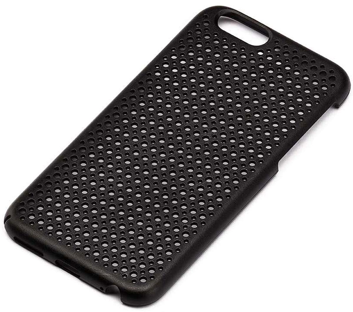 Gear4 Lattice IC6008 чехол для iPhone 6 New, BlackIC6008Gear4 Lattice - полезный аксессуар, который надежно защищает ваш Apple iPhone 6 от внешних воздействий, грязи, пыли, брызг. Также Gear4 Lattice поможет при ударах и падениях, смягчая удары, не позволяя образовываться на корпусе царапинам и потертостям. Кроме того, он будет незаменим при длительной транспортировке устройства.