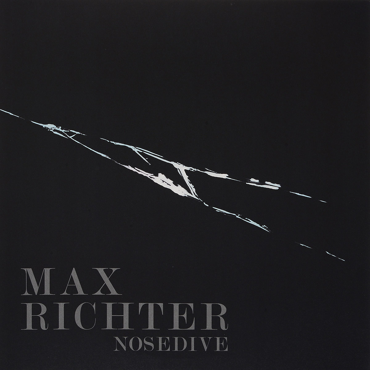 Макс Рихтер Max Richter. Nosedive (LP) max richter max richter sleep remixed