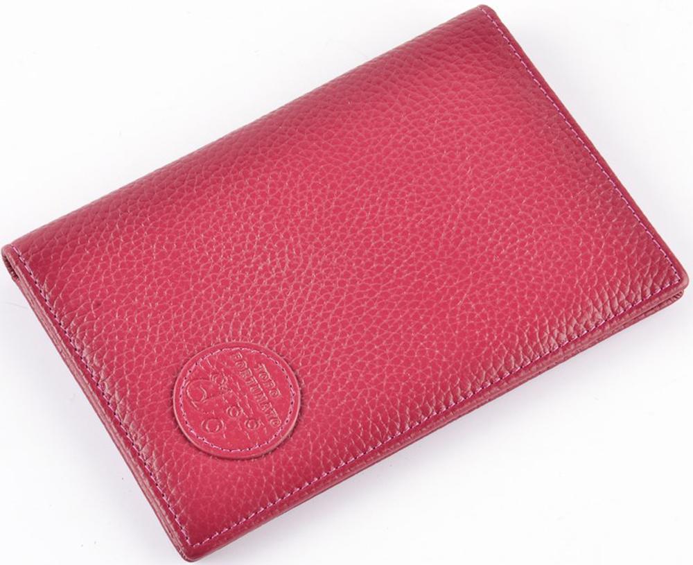 Обложка на паспорт женская Topo Fortunato Черри. TF 116-093 bruno rossi s52 topo