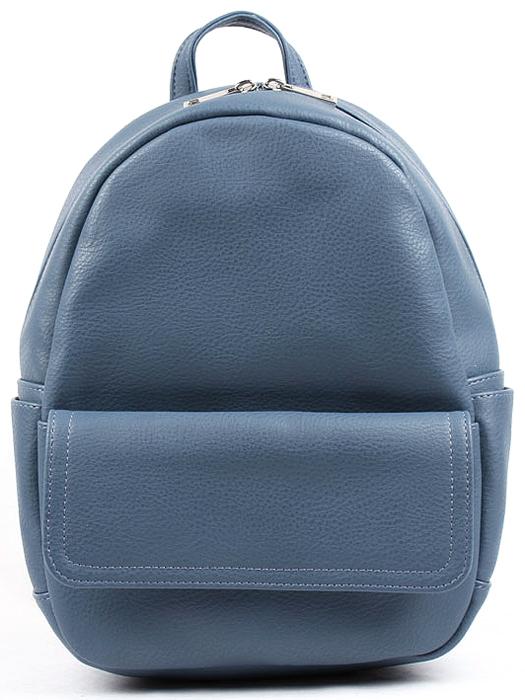 Рюкзак женский Медведково, цвет: голубой. 17с4515-к14 рюкзак медведково
