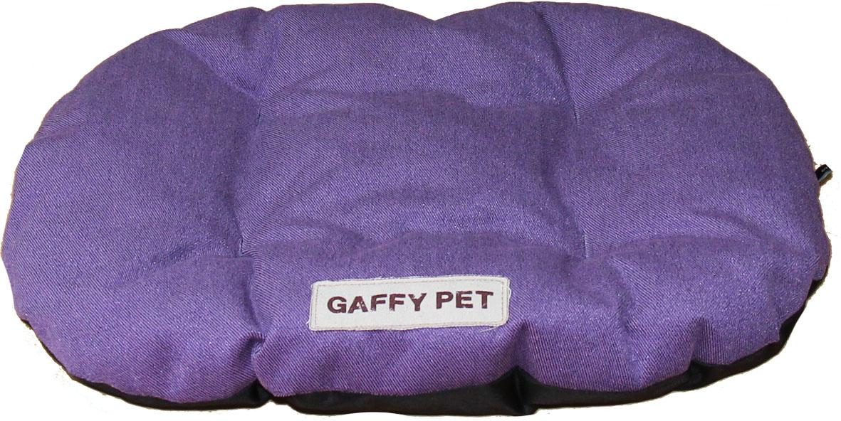 Подушка Gaffy Pet Velvet, цвет: пурпурный, 75 х 55 смUPS04Коллекция подушек серия Велюр. Ткань очень мягкая на ощупь. Красивые цвета, разные размеры. Классическая форма удобна для перемещения и в поездках. Прочная, не истирается, подвергается любой чистке.