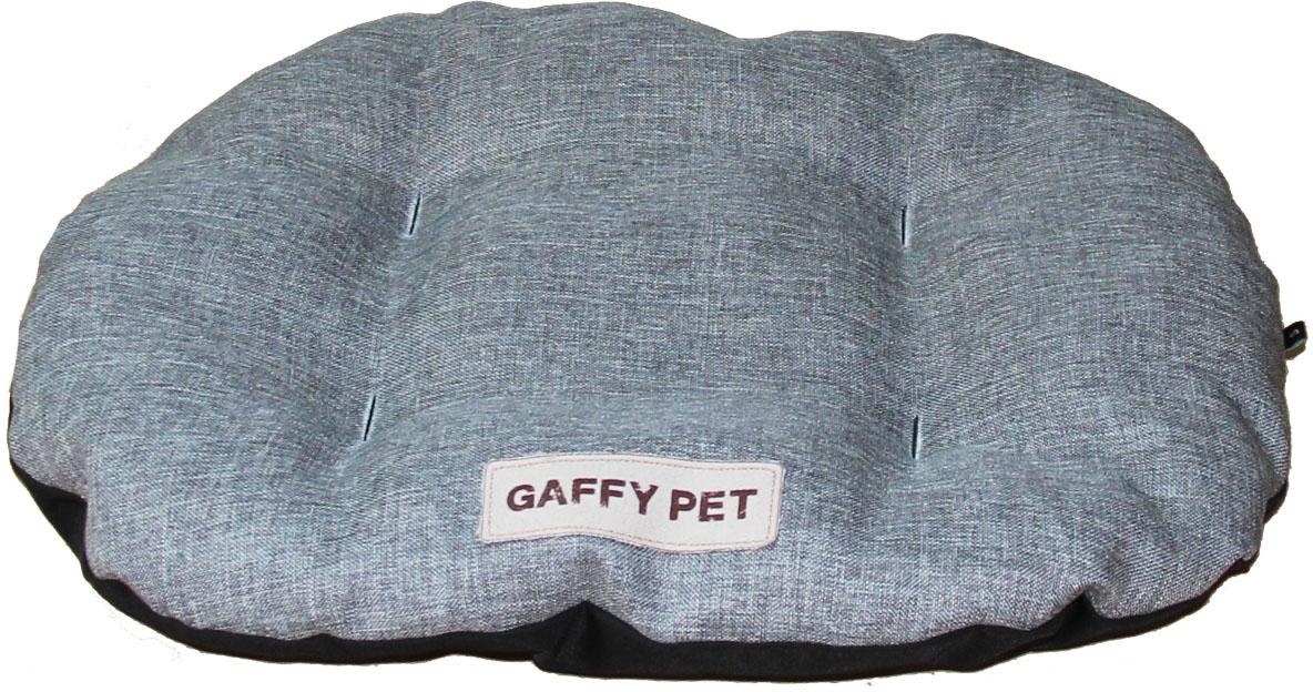 Подушка Gaffy Pet, цвет: серый, 55 х 45 см11079SКоллекция подушек благородных цветов, уместных в любом интерьере. Красивые цвета, разные размеры. Классическая форма удобна для перемещения и в поездках. Прочная, не истирается, подвергается любой чистке.