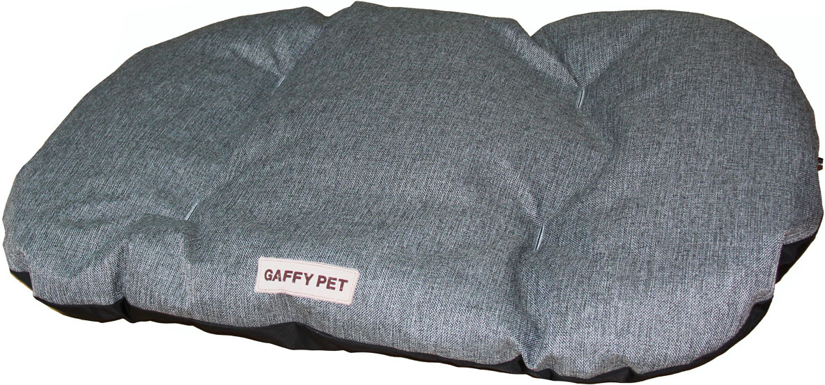 Подушка Gaffy Pet Charcoal, цвет: угольный, 75 х 55 см31932064Коллекция подушек благородных цветов, уместных в любом интерьере. Красивые цвета, разные размеры. Классическая форма удобна для перемещения и в поездках. Прочная, не истирается, подвергается любой чистке.