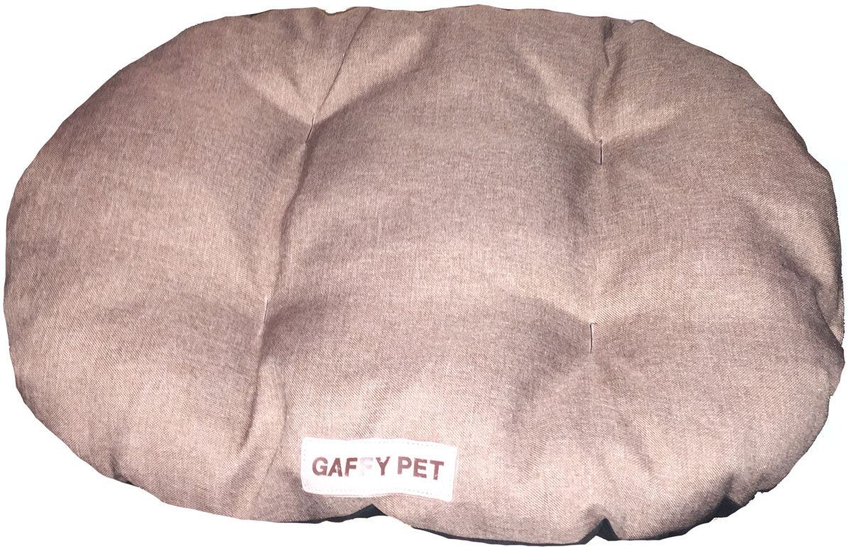 Подушка Gaffy Pet, цвет: латте, 55 х 45 см11224MКоллекция подушек благородных цветов, уместных в любом интерьере. Красивые цвета, разные размеры. Классическая форма удобна для перемещения и в поездках. Прочная, не истирается, подвергается любой чистке.