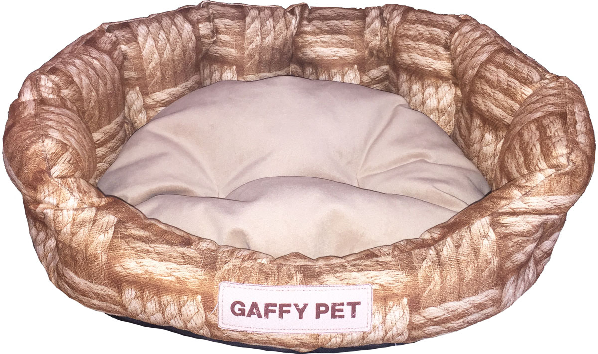 "Лежак Gaffy Pet ""Basket"", 45 х 35 х 22 см"