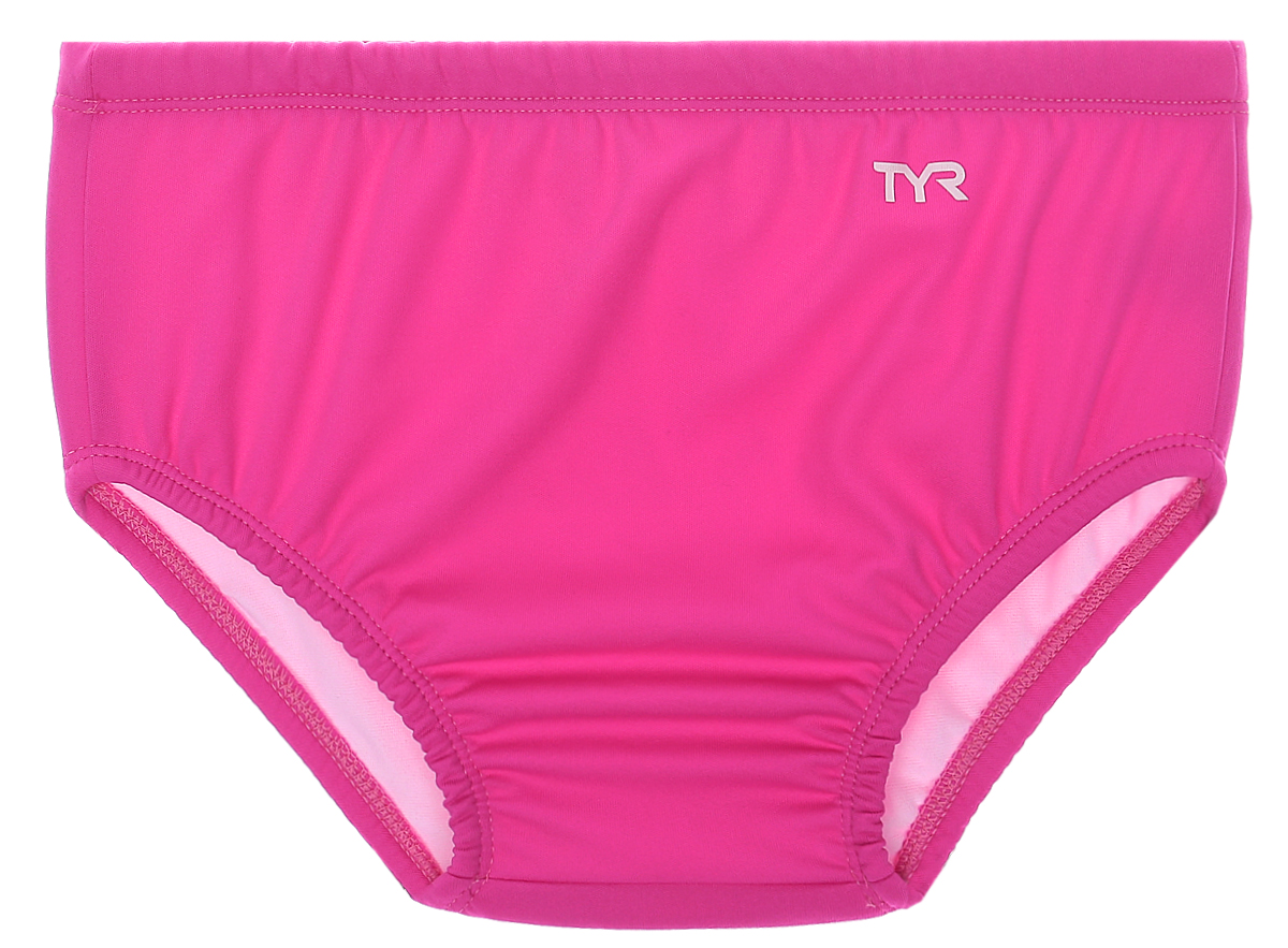 Подгузники для купания Tyr  Kids' Swim Diaper , цвет: розовый. Размер M. LSTSDPR - Плавание