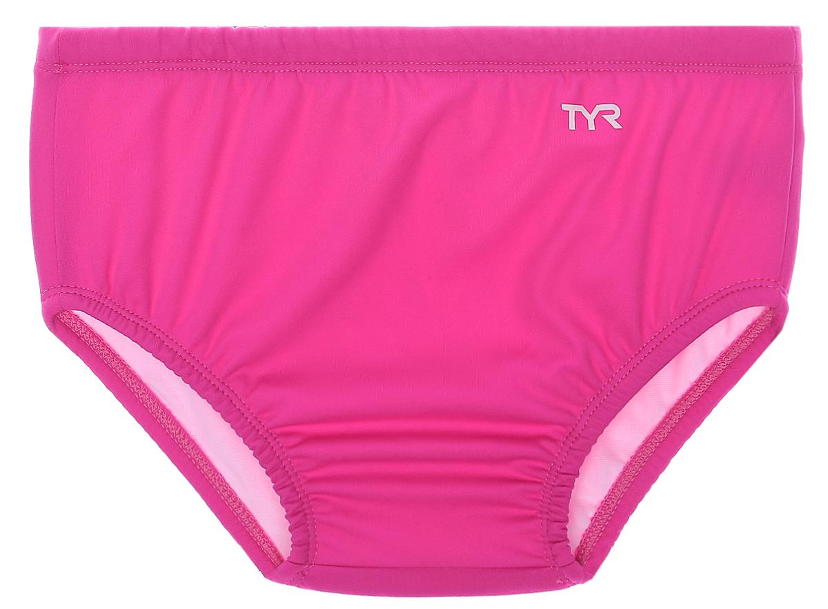 Подгузники для купания Tyr Kids Swim Diaper, цвет: розовый. Размер L. LSTSDPRLSTSDPRПодгузники для плавания TYR Kids Swim Diaper - это лучшая защита от непредвиденных ситуаций в воде. Благодаря дышащему материалу, подгузники-трусики удерживают внутри детский стул и надежно защищают от протеканий. К тому же они не разбухают в воде, что очень важно для свободы движения малыша. Они идеально сидят на малыше, не стесняя его активных движений в воде.Подгузники многоразовые и легко моются.