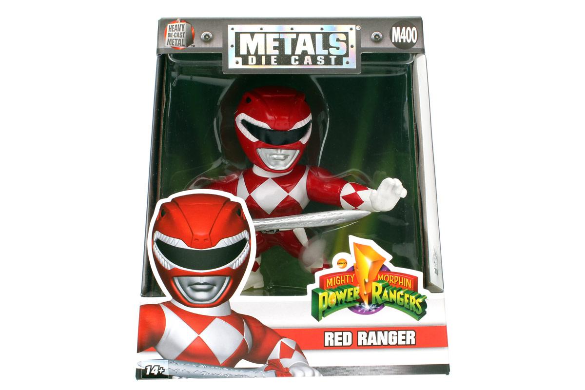 JadaМогучие рейнджеры Фигурка Red Ranger Jada