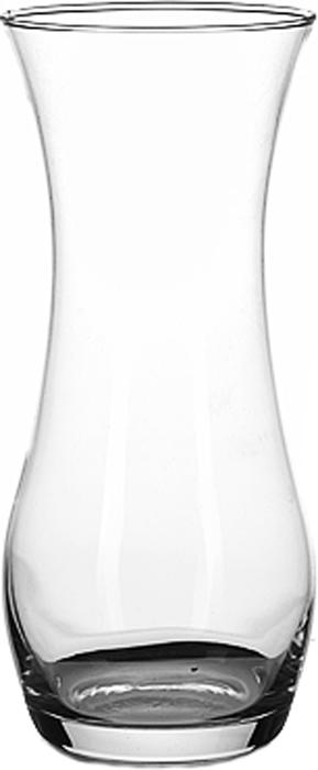 Ваза Pasabahce Флора, цвет: прозрачный, высота 25,5 см43737SLBВаза Pasabahce Флора выполненная из высококачественного стекла, сочетает в себе простой дизайн с максимальной функциональностью. Изделие имеет гладкие прозрачные стенки. Такая ваза придется по вкусу и ценителям классики, и тем, кто предпочитает утонченность и изысканность.