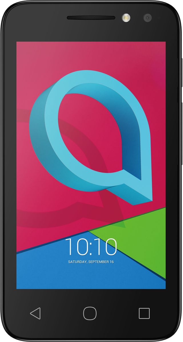 Alcatel OT-4049D U3 3G, Volcano Black