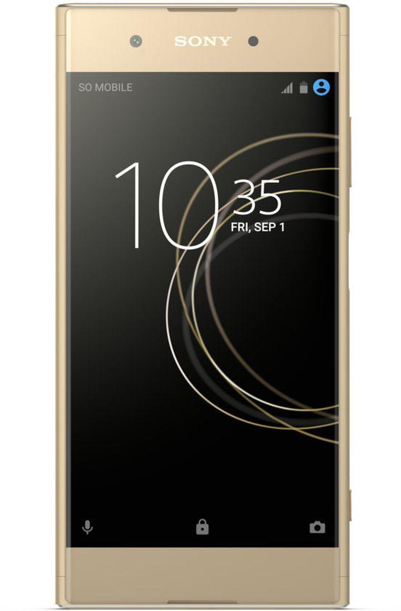 Sony Xperia XA1 Plus, Gold1310-4466Снимайте четкие, качественные фотографии даже при тусклом свете благодаря передовой камере 23 МП и матрице Exmor RS™. Смотрите фильмы и играйте в игры на большом 5,5-дюймовом дисплее Full HD. Благодаря новейшим системам Hi-Fi вы сможете расслышать свой смартфон даже в самом шумном месте.С технологиями ClearAudio+ и Smart Amplifier вы сможете четко и громко расслышать каждую ноту.