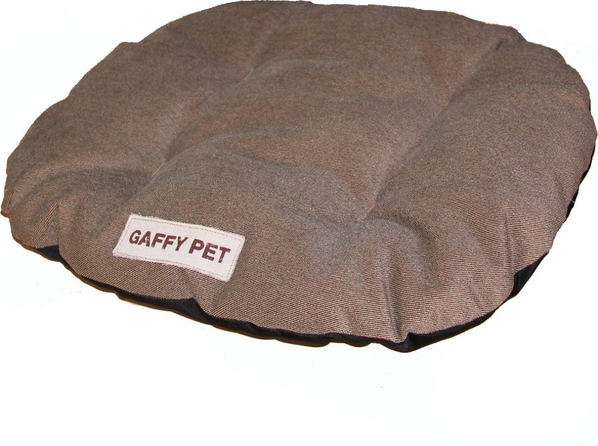 Подушка Gaffy Pet Velvet, цвет: шоколадный, 75 х 55 см11219MКоллекция подушек серия Велюр. Ткань очень мягкая на ощупь. Красивые цвета, разные размеры. Классическая форма удобна для перемещения и в поездках. Прочная, не истирается, подвергается любой чистке.