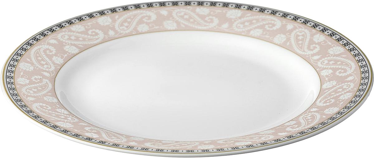 Набор десертных тарелок Esprado Arista Rose, диаметр 20 см, 6 шт посуда из фарфора оптом