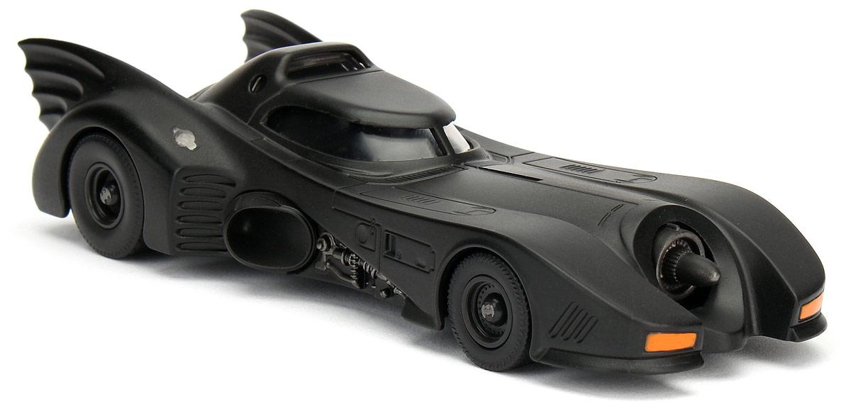 Jada DC Comics Набор фигурок Batmobile 1989 Batmobile-Free Rolling