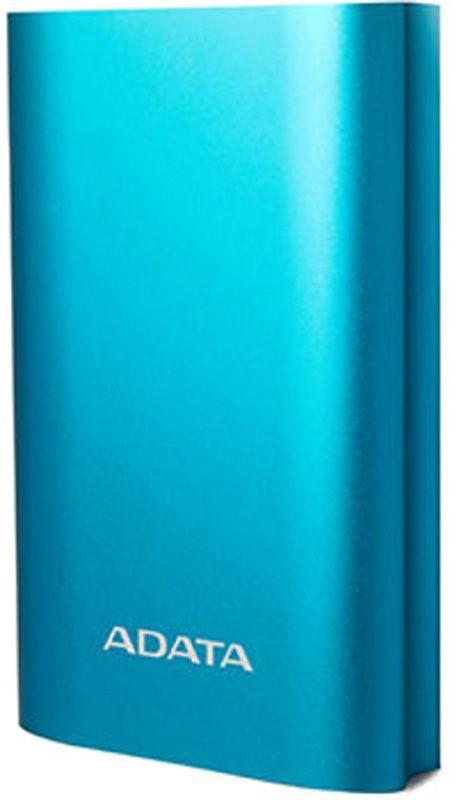 ADATA A10050QC, Blue внешний аккумулятор (10050 мАч)AA10050QC-USBC-5V-CBLБлагодаря технологии Qualcomm Quick Charge 3.0 с напряжением на выходе до 23 Вт, ADATA A10050QC максимально сокращает время зарядки устройств. Обычный смартфон заряжается с нуля до 80% всего за 30 минут, определяя новую концепцию быстрой зарядки. Материалы премиум-класса, используемые в разъеме USB-C, поддерживают стабильную подачу напряжения и управление температурой, благодаря чему портативное зарядное устройство поддерживает синхронную зарядку/разрядку, так что вы можете безопасно его подзаряжать в процессе зарядки подключенных устройств. Устройство A10050QC оснащено двумя портами, обеспечивающими на выходе макс. 4,6 А (до 3,0 А для порта 1 и 2,5 А для порта 2, неодновременно). Этого более, чем достаточно, чтобы одновременно быстро зарядить смартфон и планшет — теперь вы можете удобнее распоряжаться своим драгоценным временемУстройство A10050QC оснащено выходом USB-C для надежного соединения. Нет необходимости проверять, какой стороной вставлять кабель вверх, а какой — порт USB-C двусторонний, а потом очень удобен в использовании. Данный стандарт также поддерживает более высокий уровень мощности и подачу напряжения, чем порты USB предыдущего поколения — до 18 Вт по сравнению с 15 Вт — благодаря этому увеличивается скорость заряда и уменьшается время ожидания. Устройства при этом могут заряжаться в 4 раза быстрее. Устройство A10050QC разработано для одновременной зарядки и разрядки. Проще говоря, вы можете заряжать портативное зарядное устройство, заряжая от него одновременно смартфон и планшет — это абсолютно безопасно. Больше не нужно ждать, пока зарядное устройство зарядится. И в любое время можно использовать оба выходных порта. Входная мощность увеличена до 2,5 А, поэтому портативное зарядное устройство заряжается гораздо быстрее. Выходные порты обеспечивают общий ток в 4,6 А — 3,0 А для порта 1 и 2,5 А для порта 2. В любом случае, зарядка устройств проходит быстро, эффективно и просто. 