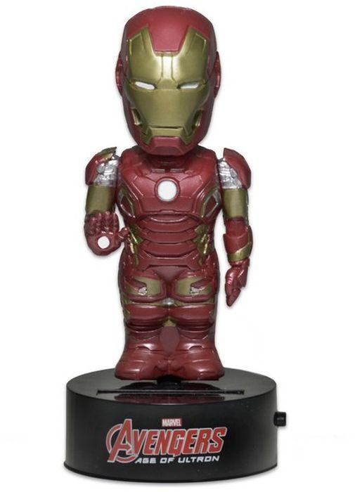 Neca Marvel Фигурка на солнечной батарее Iron Man
