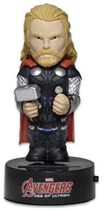 Neca Marvel Фигурка на солнечной батарее Thor
