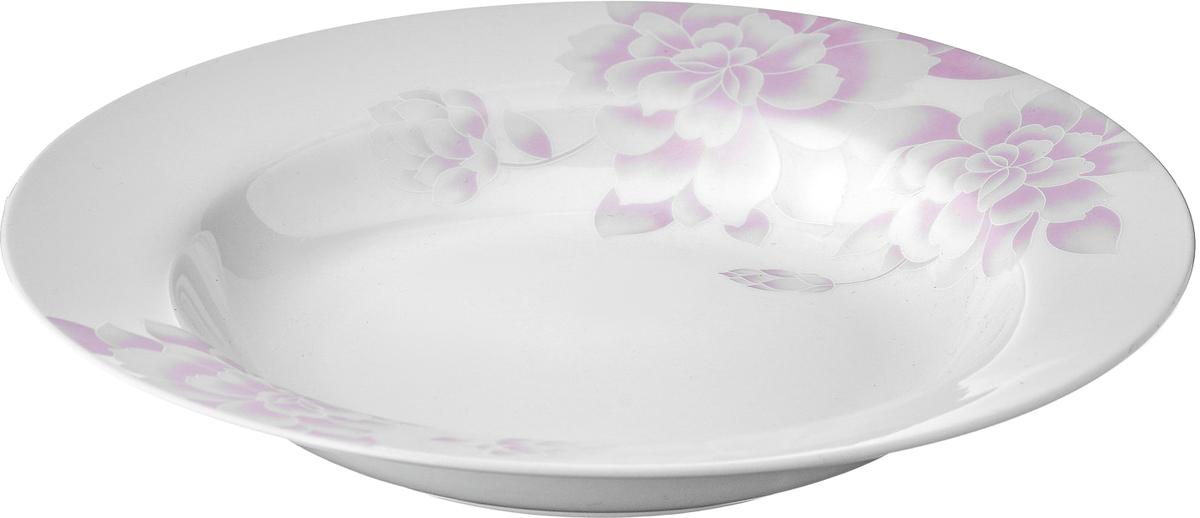 Набор суповых тарелок Esprado Peonies, цвет: белый, светло-розовый, диаметр 23 см, 6 штPEO023PE301Набор Esprado Peonies состоит из шести суповых тарелок,выполненных из высококачественного твердогофарфора.Над созданием дизайна коллекций посуды из твердогофарфора Esprado работает международная командавысококлассных дизайнеров, не только воплощающих вжизнь все новейшие тренды, но также ипридерживающихся многовековых традиций присоздании классических коллекций.Посуда из твердого фарфора будет идеальным выбором,для тех, кто предпочитает красивую современную посудуиз высококачественного материала, которая отличаетсявысокой прочностью и подходит для ежедневногоиспользования.