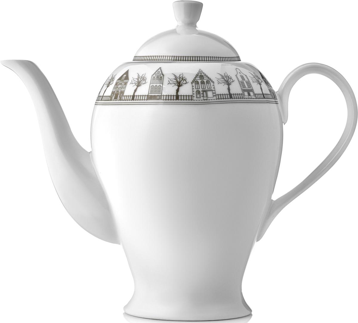 Чайник заварочный Esprado Saragossa, 1,29 лSRGL12BE306Чайник заварочный Esprado Saragossa изготовлен из высококачественного фарфораи декорирован очаровательным цветочным рисунком. Такой дизайн,несомненно, придется по вкусу и любителям классики, и тем кто ценит красоту иизящество.Такой чайник украсит ваш кухонный стол, а также станетзамечательным подарком к любому празднику.Можно использовать в микроволновой печи и мыть в посудомоечной машине.