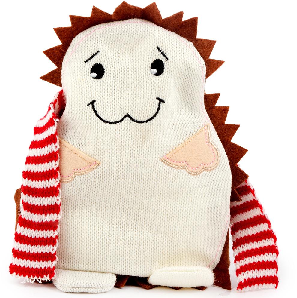 Грелка Ёжик, 20 х 25 см299818Грелка-игрушка украсит детскую комнату, согреет и развеселит вашего малыша.