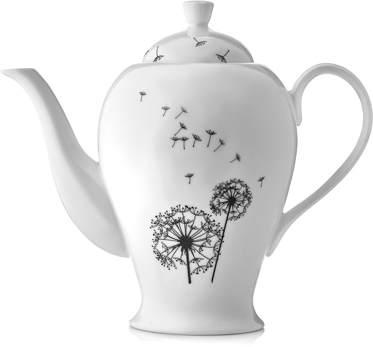 Чайник заварочный Esprado Viente, 1,29 лVNTL12BE306Чайник заварочный Esprado Viente изготовлен из высококачественного фарфораи декорирован очаровательным цветочным рисунком. Такой дизайн,несомненно, придется по вкусу и любителям классики, и тем кто ценит красоту иизящество.Такой чайник украсит ваш кухонный стол, а также станетзамечательным подарком к любому празднику.Можно использовать в микроволновой печи и мыть в посудомоечной машине.