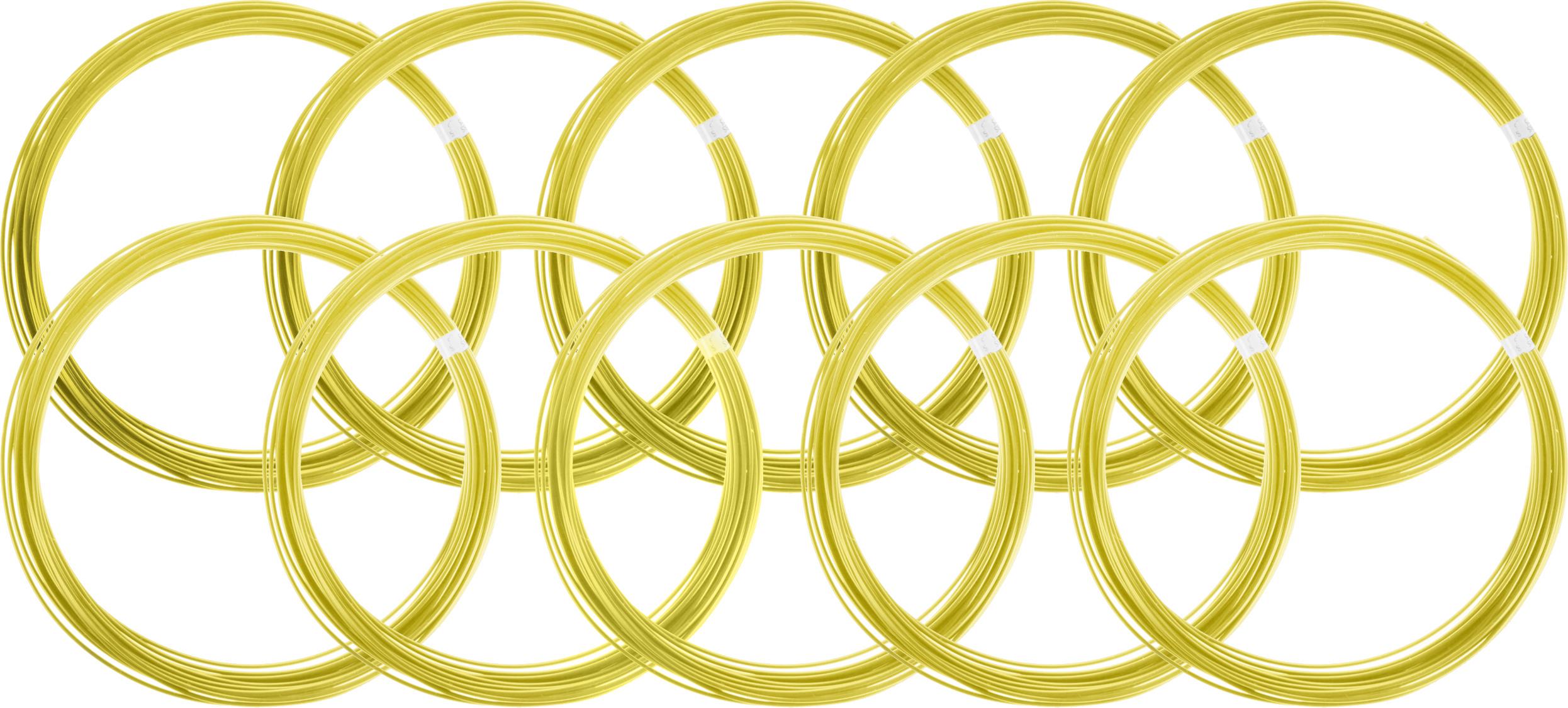 Spider Box пластик ABS, Lemon 10 м 10 шт2990000001948Набор пластика ABS Spider Box - это главный и единственный расходный материал, используя который вы сможете делать мыслимые и немыслимые вещи, подсказанные вашим воображением.Пластик ABS может принимать много разных полимерных форм, ему можно придавать множество самых различных свойств. Его пластичность позволяет легко создавать элементы различных соединений и крепежа.Материал легко шлифуется и обрабатывается. Важно отметить, что ABS пластик растворяется в ацетоне, что позволяет склеивать детали и добиваться очень гладкой поверхности.При плавлении может выделять легкий запах пластмассы.