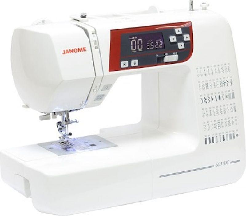 Janome 603 DC швейная машина цена