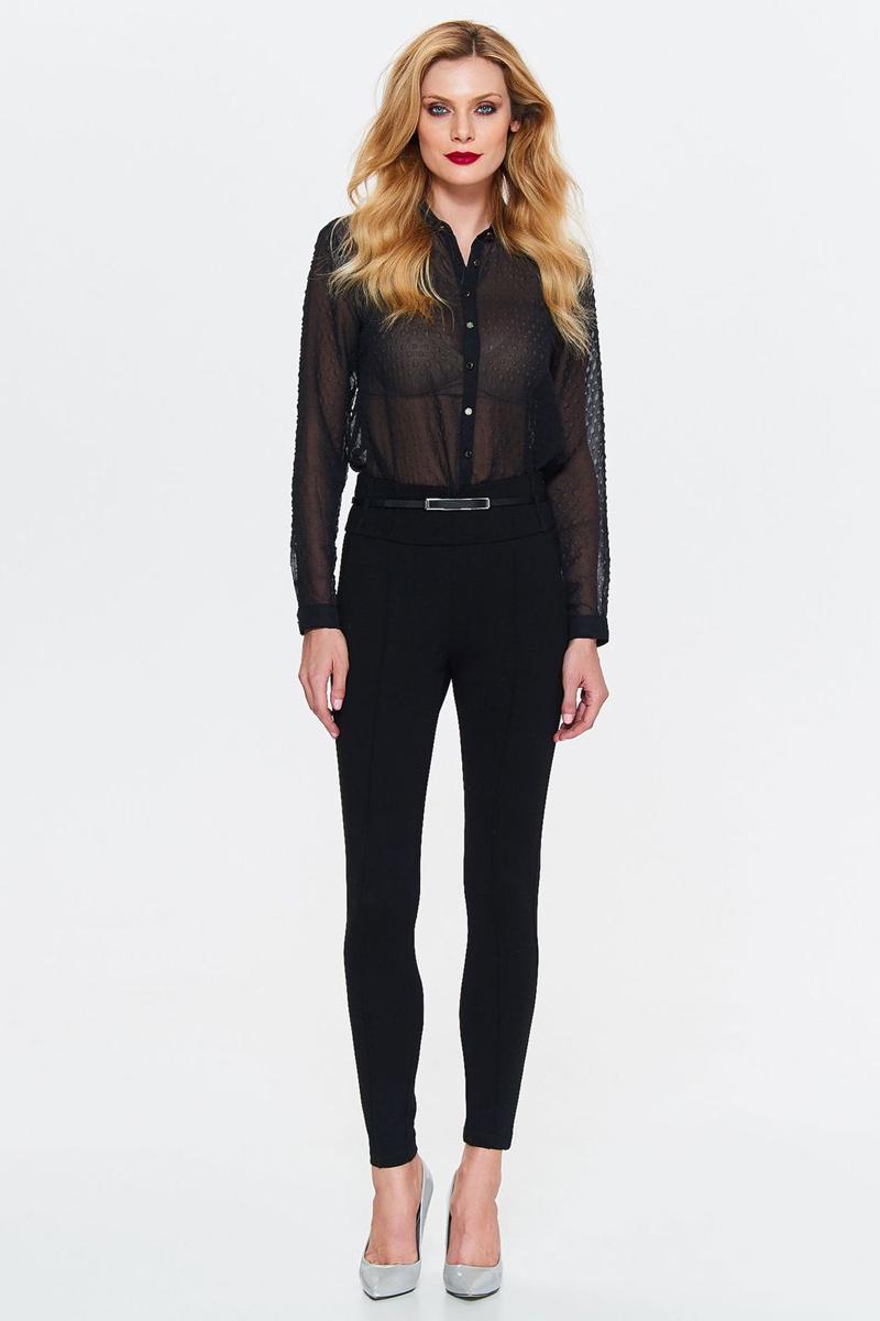 Брюки женские Top Secret, цвет: черный. SSP2724CA. Размер 38 (46) брюки женские top secret цвет красный ssp2820ce размер 42 50